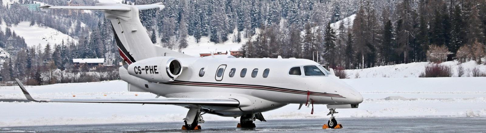 Vad kostar det att flyga privatjet?
